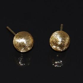 Pendientes Esfera Matizados Oro